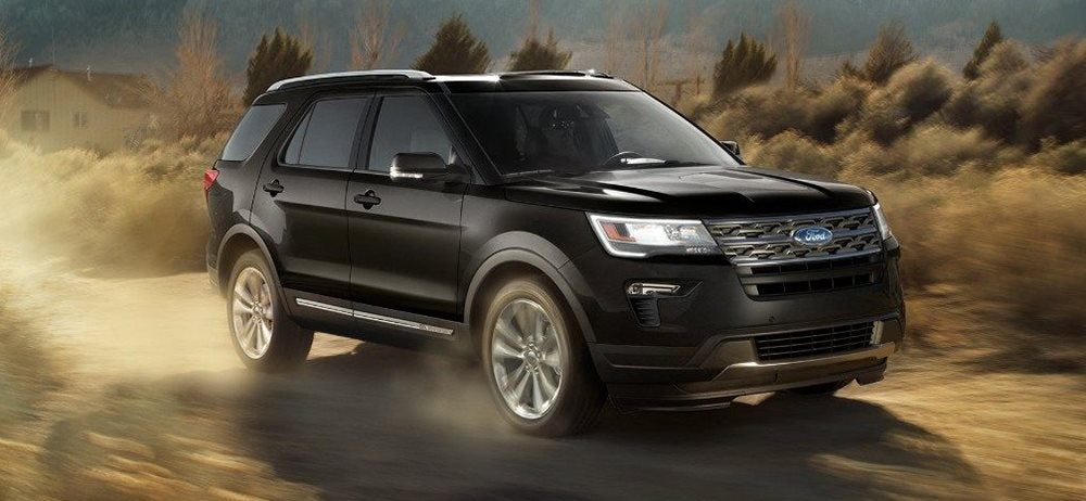 Difference Between 2018 Ford Explorer Xlt And 2018 Ford